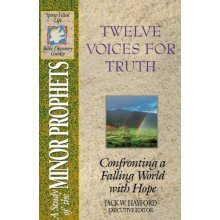 SFLDG MINOR PROPHETS (Spirit-Filled Life Bible Discovery Guides)