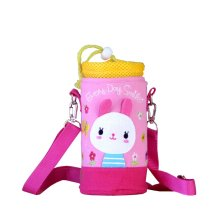Insulated Baby/Kids Bottle Tote Bag Portable Fashion Feeding Bottle Bag Rabbit