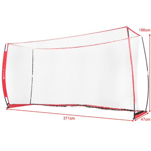 12x6' Footall Goal Net Outdoors Shooting Target Sports