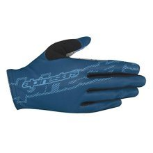 Alpinestars Women's Stella F-lite Gloves, Small, Ocean Black - Ocean 2017 Flite -  alpinestars oceanblack 2017 stella flite womens mtb gloves