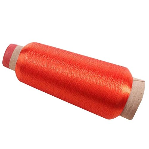 [Orange Red] Embroidery Thread Machine Embroidery Thread Sewing, 3250 Meters