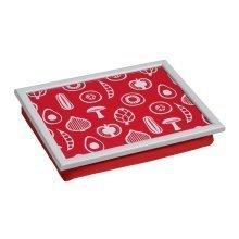 Besa Lap Tray, Red