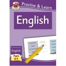Practise & Learn: English (ages 8-9)