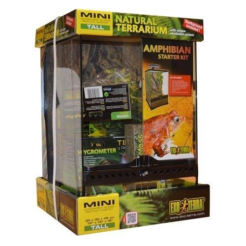 Exo Terra Frog Terrarium Starter Kit