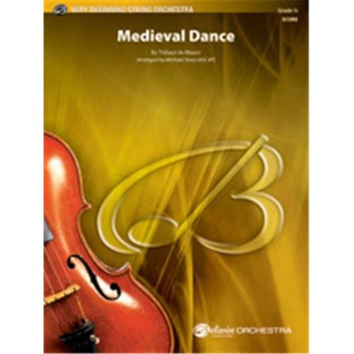 Alfred 00-44780S Medieval Dance - Conductor Score
