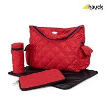Hauck Gino Changing Bag - Red