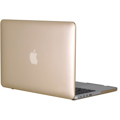 """Hard Cover MacBook Pro 13"""" Retina Display without CD-ROM (2012-2015) -Gold"""