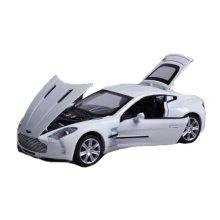 Model Alloy Car Models Back Car Sound & Light & Pull Back Toy Car 1:32