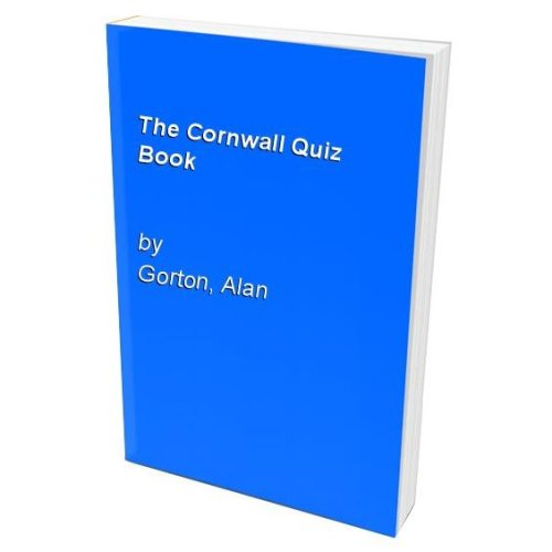 The Cornwall Quiz Book