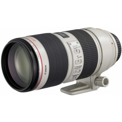 Canon EF 70-200mm f/2.8L IS II USM Lens | Canon Telephoto Zoom Lens