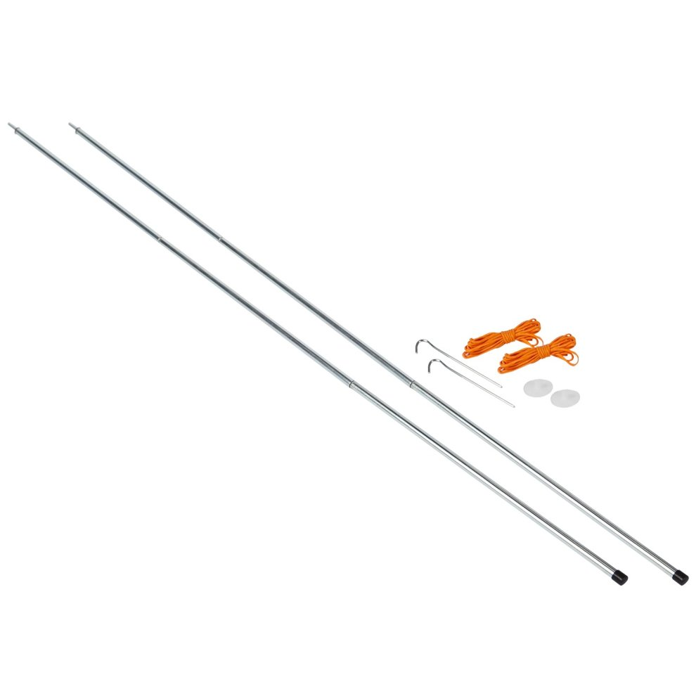 7b15afd8e37 Vango - Replacement Fibreglass Pole Set 11mm x 65cm Amazon. £9.95. Visit  Store · Vango King Poles Adjustable