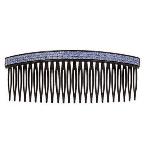 Luxury Diamond Hair Clip Hairpin Hair Barrette Hair Accessories,Blue
