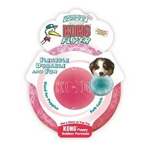 KONG Puppy Flyer Dog Toy, Small