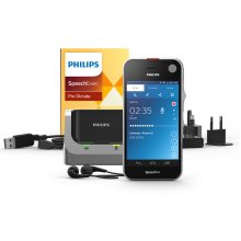 Philips SpeechAir PSP2200 Smart Voice Recorder with Software