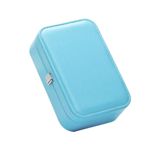 Small Travel Jewelry Box For Ring / Watch / Necklace / Earring -A19
