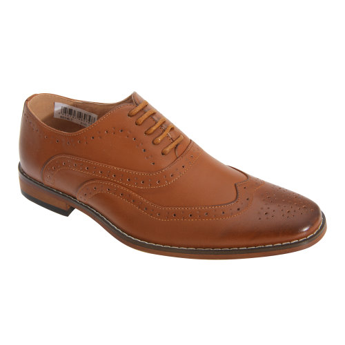 Goor Boys 5 Eyelet Brogue Oxford Shoes