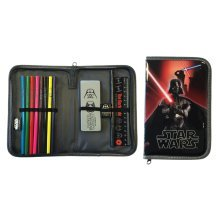 Star Wars Zip Pencil Case - Official Licensed Product Single Filled Fun Gift New -  official licensed product star wars single zip filled pencil case