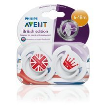 Philips Avent Royal Soother (6-18mths) Scf172/30