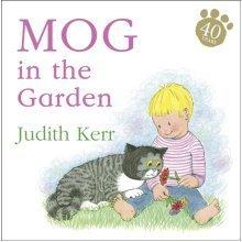 Mog in the Garden board book (Board book)