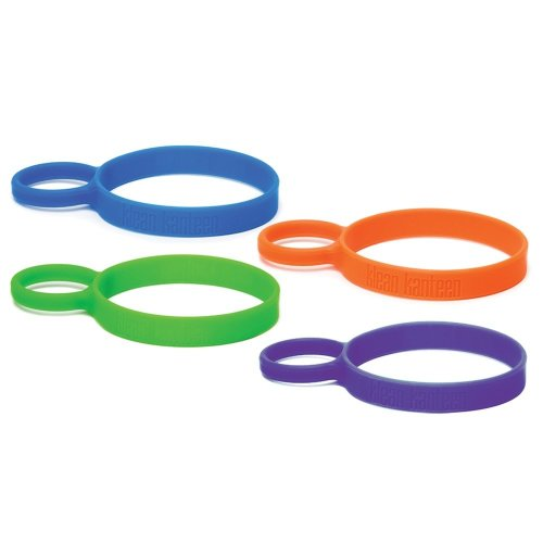 Klean Kanteen Pint Ring - 4 Pack (for Pints and Tumblers) - Multi Coloured