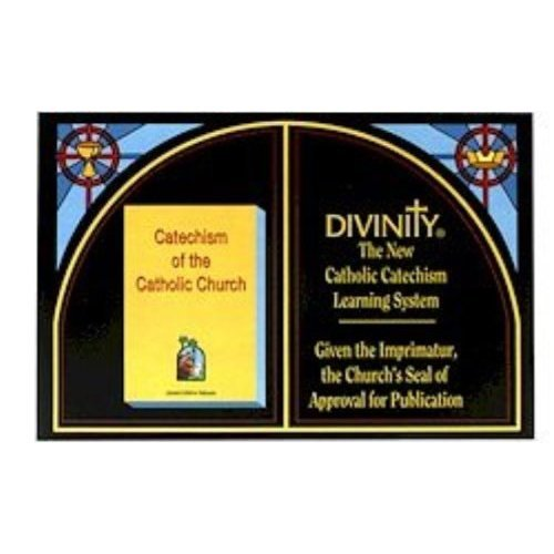 Divinity The New Catholic Catechism Learning System