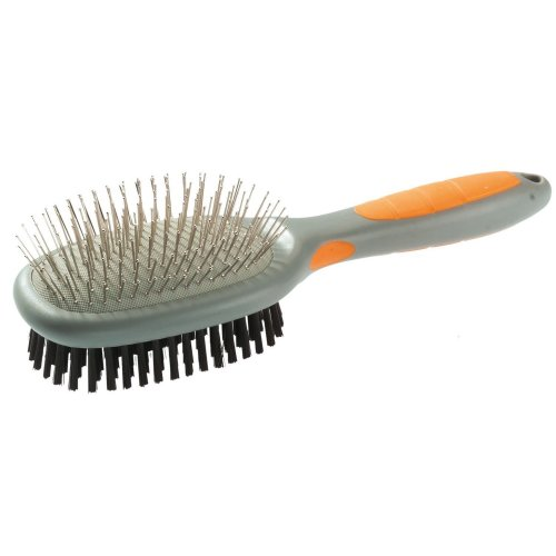 Hunter Smart Double Brush Large (Pack of 3)