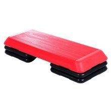 Homcom 3-Level Aerobic Stepper   Adjustable Exercise Step