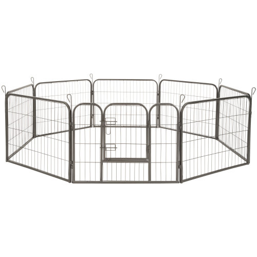 Puppy playpen 8 corners 60 cm