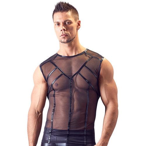 Powernet Shirt XL Men's Lingerie Shirts - Svenjoyment Underwear