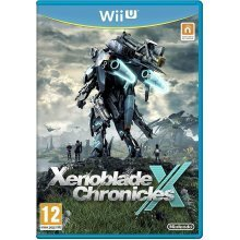 Xenoblade Chronicles X Nintendo Wii U Video Game
