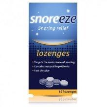 Snoreeze Snoring Relief Lozenges Pack of 16