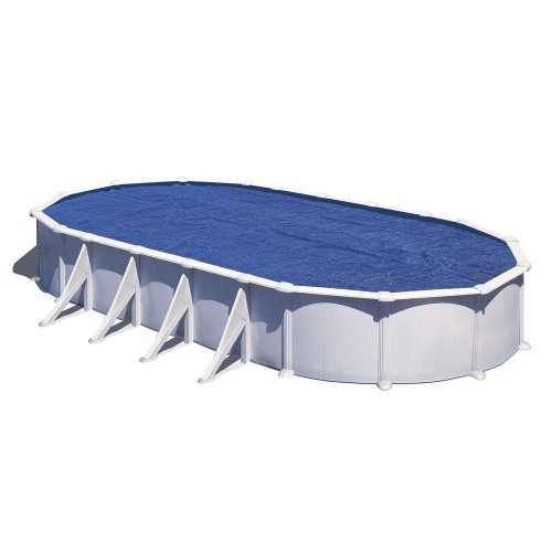 Gre CPROV Insulated Cover for Swimming Pools, Oval 500 x 300 cm blue