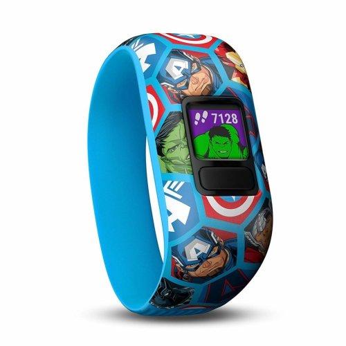 Garmin vivofit jr. 2 Activity Tracker - Avengers | Marvel Kids' Fitness Band