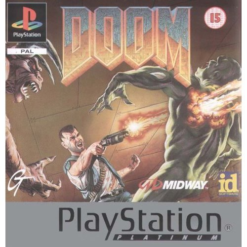 Doom - Platinum (PS)