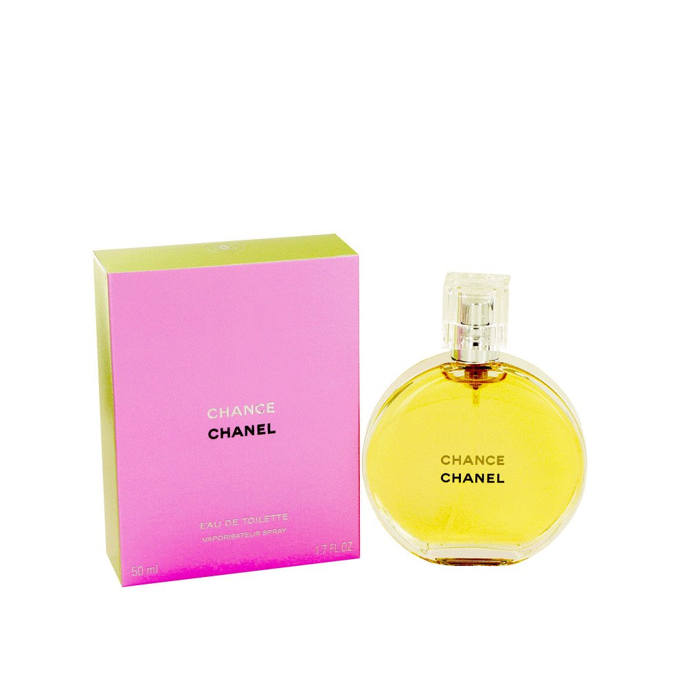 Chance By Chanel Eau De Toilette Spray 17 Oz On Onbuy