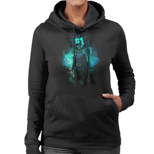 Rognarock Art Fortnite Women's Hooded Sweatshirt