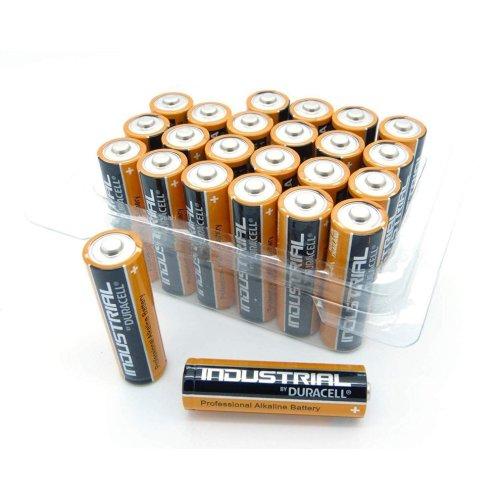 24pk Duracell Industrial AA Alkaline Batteries | Pack Of AA Batteries