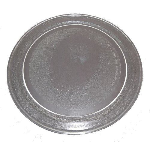 Microwave Glass Turntable 360mm Flat Fits Sharp Universal