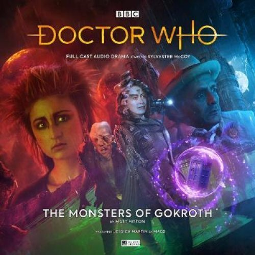 Doctor Who - The Monthly Adventures #250 The Monsters of Gokroth