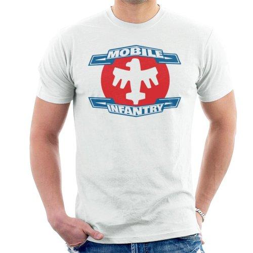 Mobile Infantry Logo Starship Troopers Men's T-Shirt