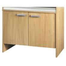 Vivexotic Viva+/repti Cabinet Medium Oak 862x490x645mm