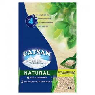 Catsan Naturally Biodegradable Clumping Cat Litter