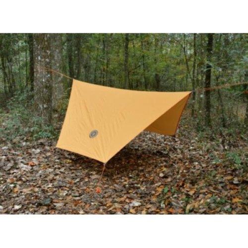 UST BASE Hex Tarp - 9ft x 8ft x 3.4ft - Orange