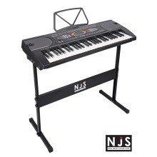 New Jersey Sound 54-key Digital Keyboard Kit - Njs802