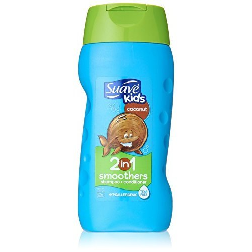 Suave Kids 2-in-1 Shampoo & Conditioner - Cowabunga Coconut - 12 oz